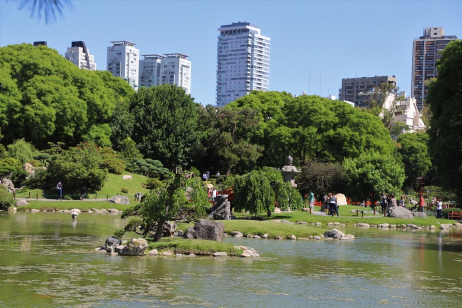 Buenos Aires – November 2019 – The JapaneseGardens