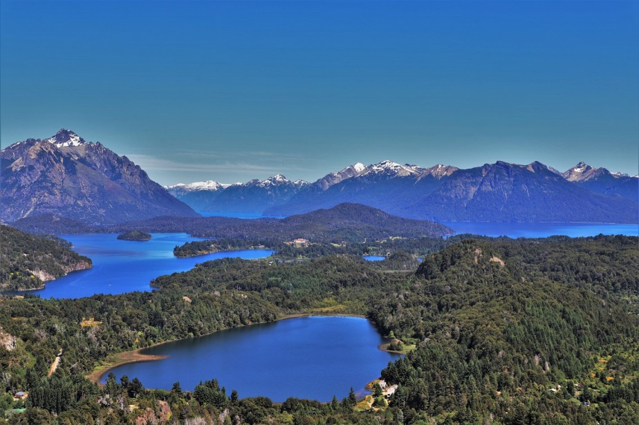 Bariloche, Argentina – December 2019 – Going to Great Heights for the Photo
