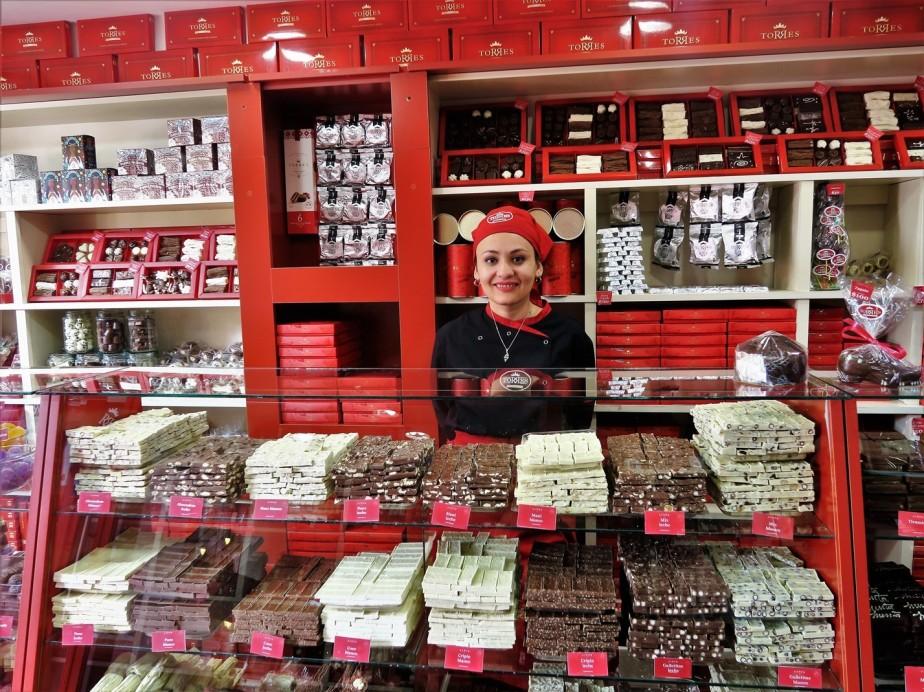 Bariloche, Argentina – December 2019 – The ChocolateTown