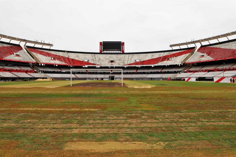 Buenos Aires – December 2019 – Club Atletico RiverPlate
