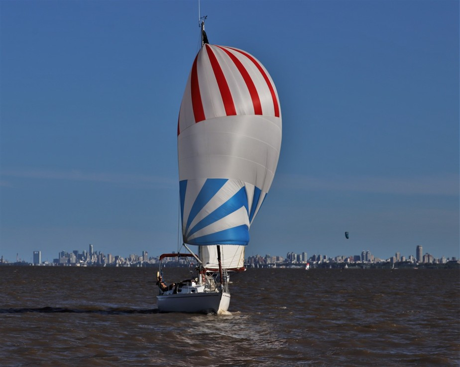 Rio De La Plata, Argentina – January 2020 – A Day on the River