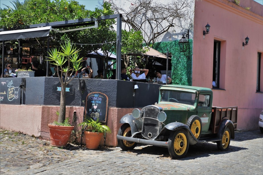 Colonia, Uruguay – January 2020 – The Old Cars of Colonia