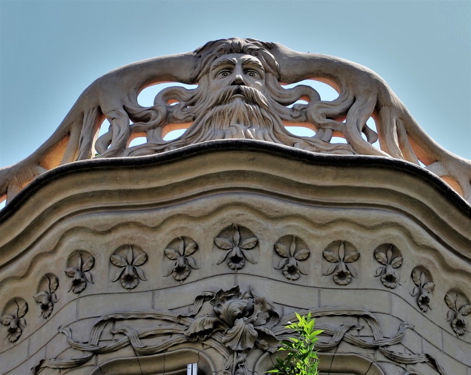 Buenos Aires – January 2020 – In This City Art Nouveau Is Looking Up