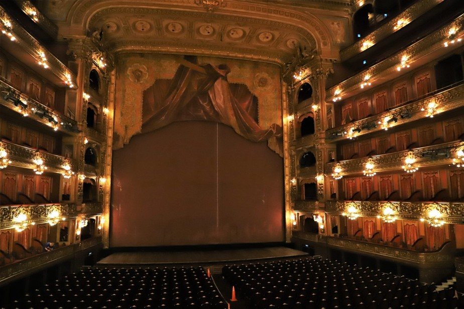 Buenos Aires – January 2020 – Teatro Colon