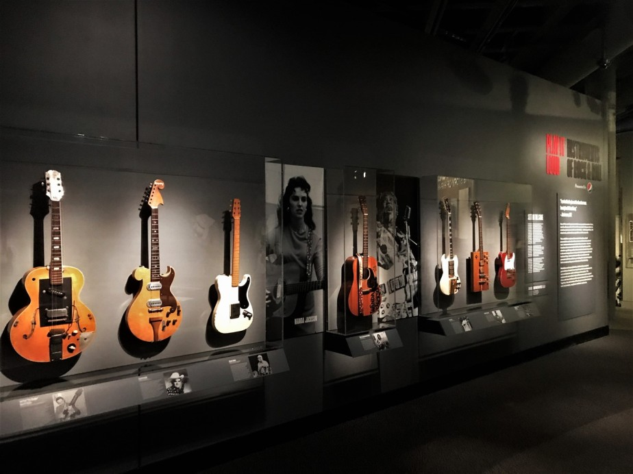 Cleveland – February 2020 – Instruments of the Rock Hall of Fame
