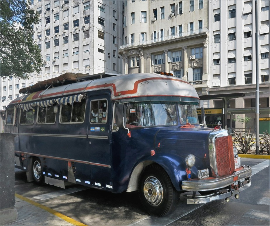 Buenos Aires – March 2020 – Cool and Funky Vehicles of Argentina