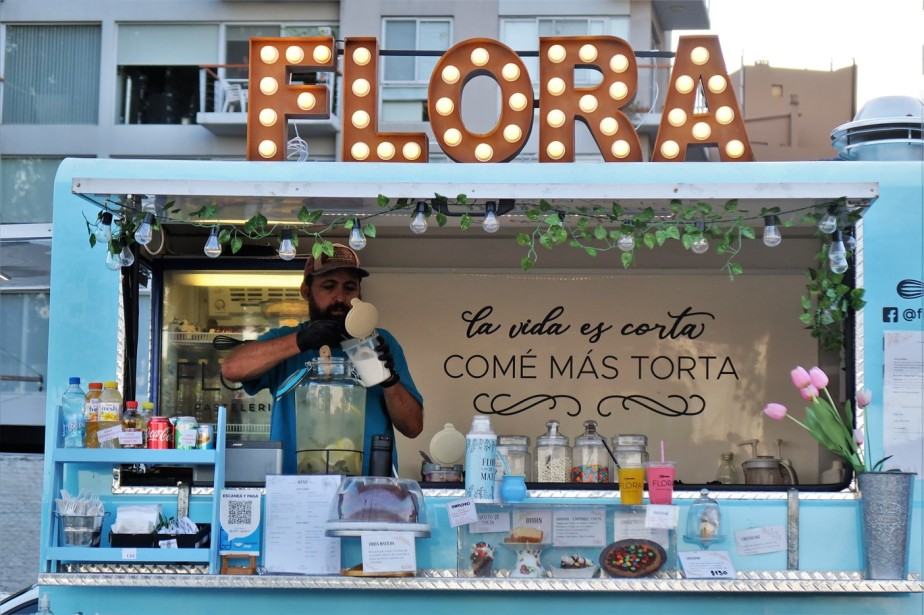 Olivos, Argentina – March 2020 – Food Truck Friday