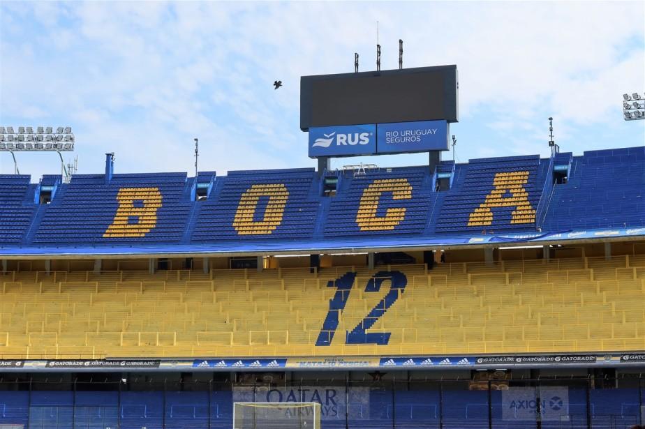 Buenos Aires – March 2020 – BocaJuniors