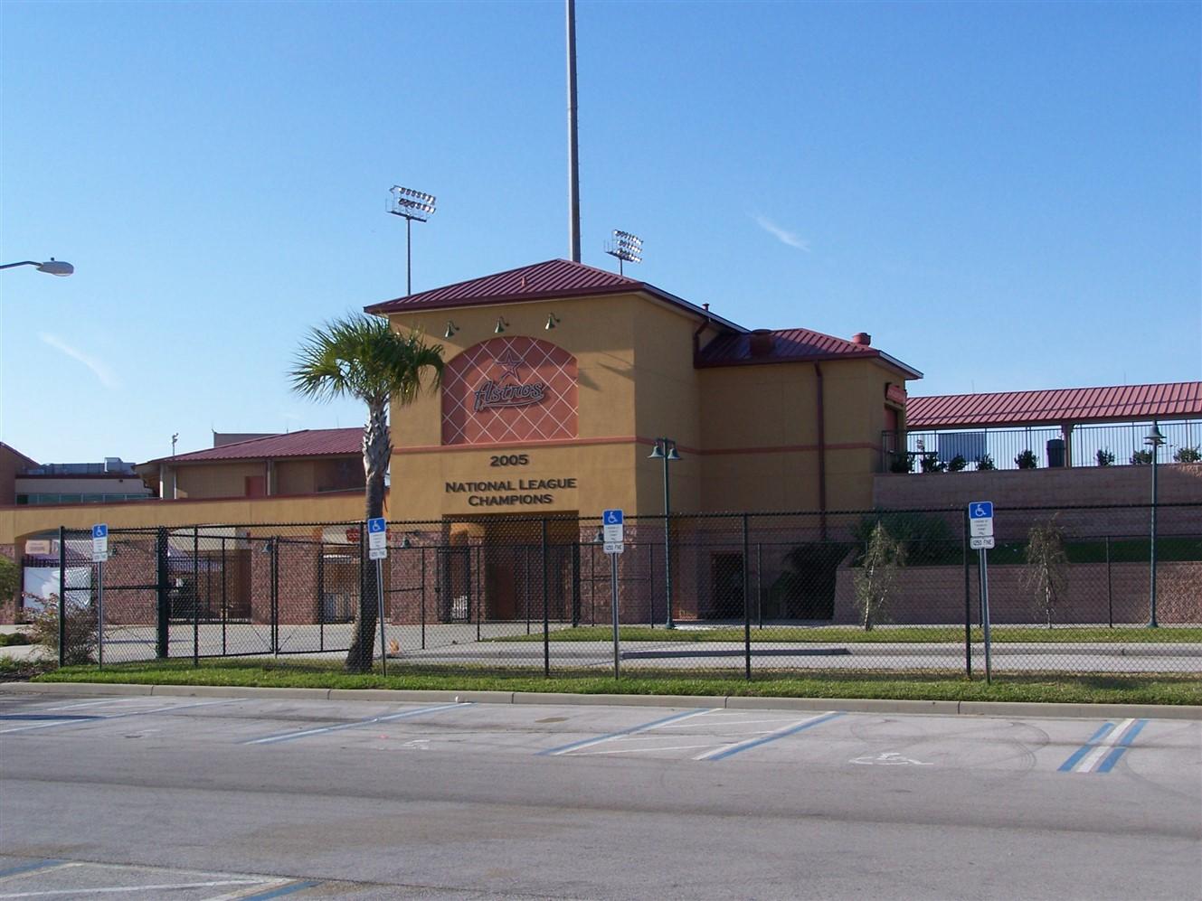 2007 03 06 Houston Astros Spring Training Site Kissimmee Florida 10.jpg