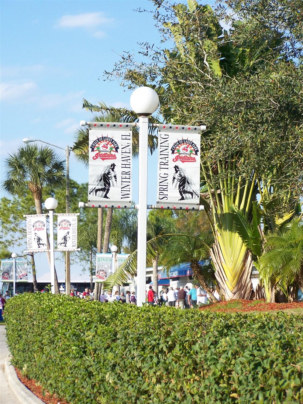 2007 03 09 37 Cleveland Indians Spring Training Winter Haven Florida.jpg