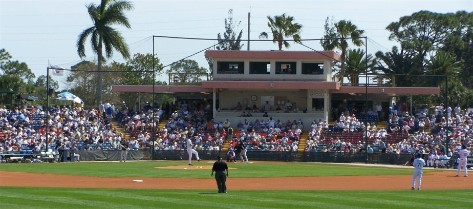 2007 03 10 13 Los Angeles Dodgers Spring Training Vero Beach Florida.jpg