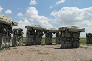 2012 07 09 133 Alliance Nebraska Carhenge