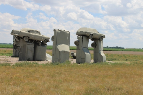 2012 07 09 160 Alliance Nebraska Carhenge
