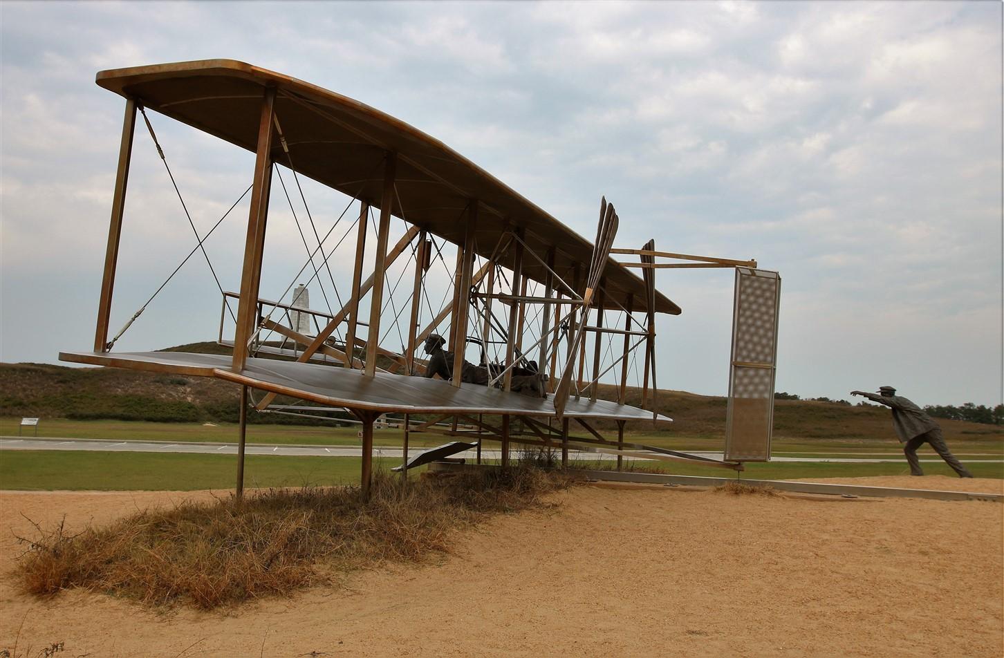 2016 11 09 48 Kill Devil Hills NC Wright Brothers Memorial