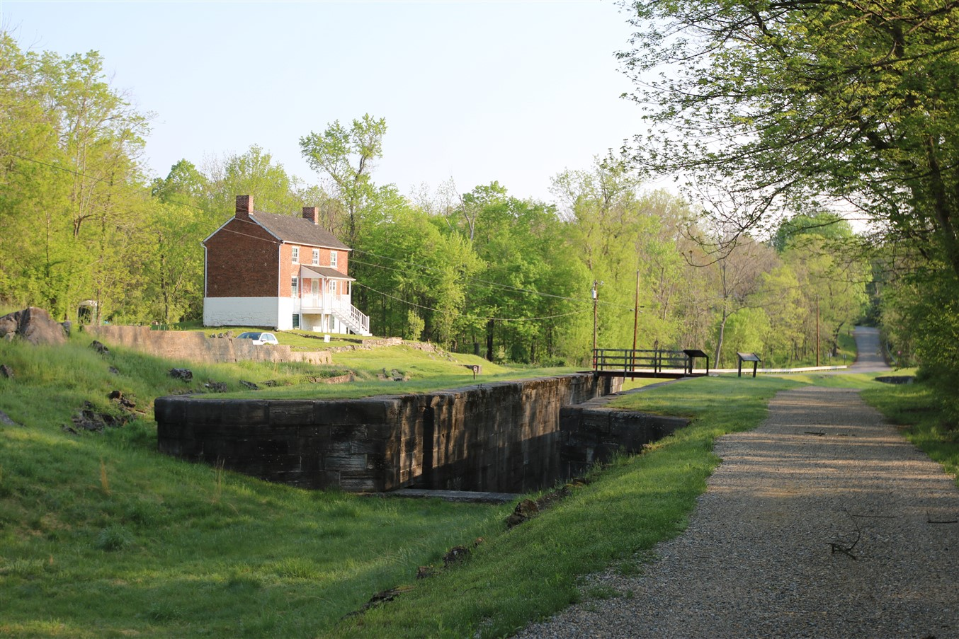 2018 05 08 8 Hancock MD C & O Canal Four Locks.jpg