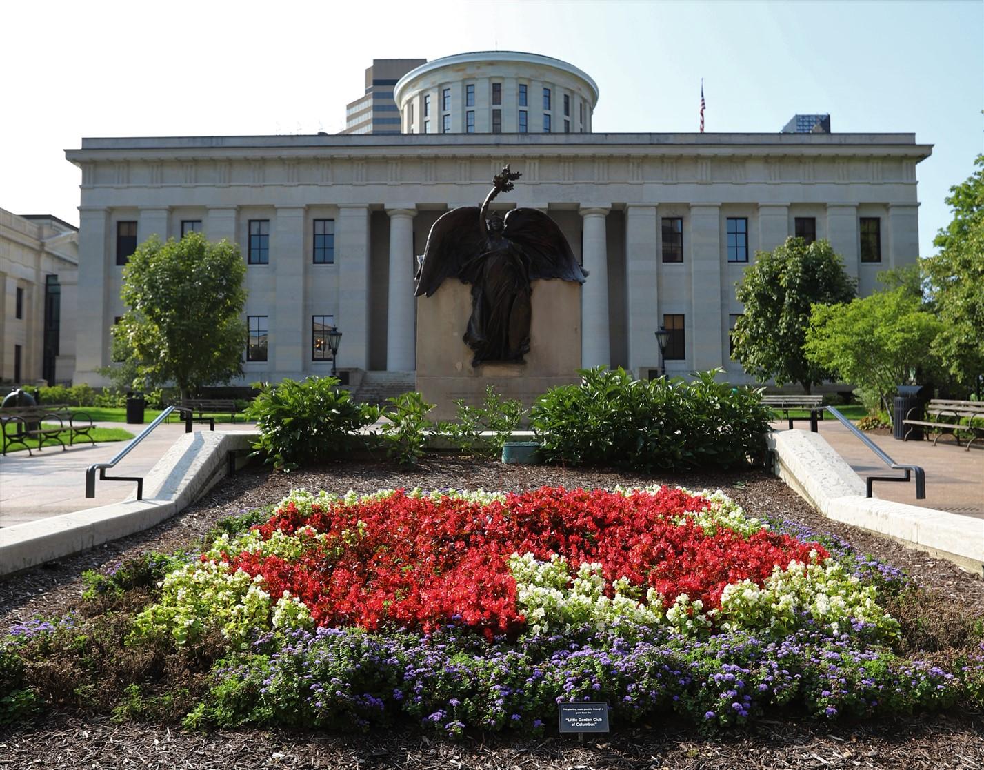 2018 08 19 41 Columbus Statehouse Grounds