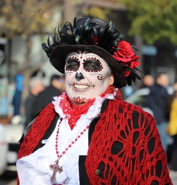 2018 11 03 195 Cleveland Day of the Dead Parade