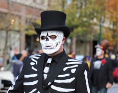 2018 11 03 254 Cleveland Day of the Dead Parade