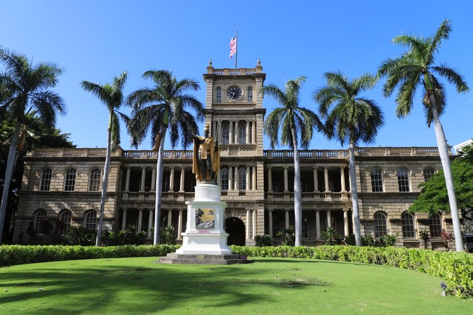 2018 11 12 73 Honolulu Ali'iolani Hale.JPG