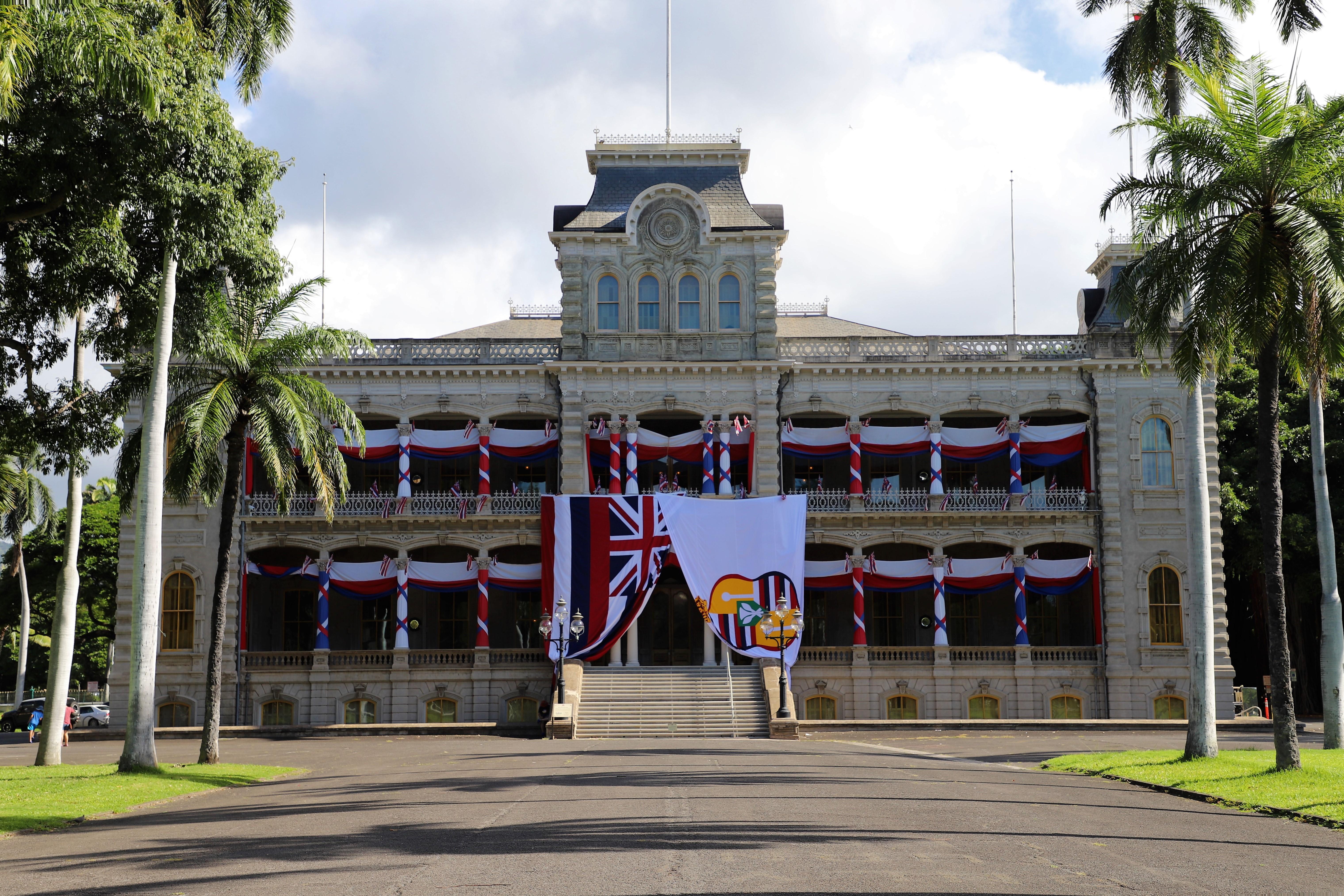 2018 11 12 85 Honolulu Iolani Palace.JPG
