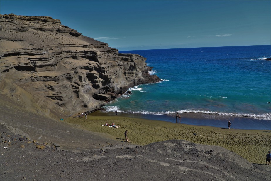 2018 11 13 133 Big Island HI  Green Sand Beach.JPG