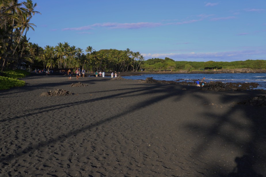 2018 11 13 169 Big Island HI  Punalu'u Black Sand Beach.JPG