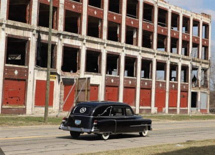 2019 04 06 145 Detroit Vacant Packard Factory