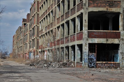 2019 04 06 164 Detroit Vacant Packard Factory