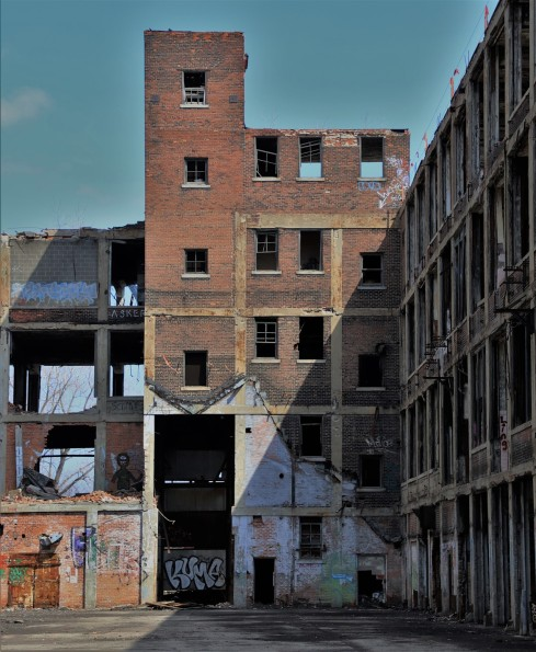 2019 04 06 165 Detroit Vacant Packard Factory