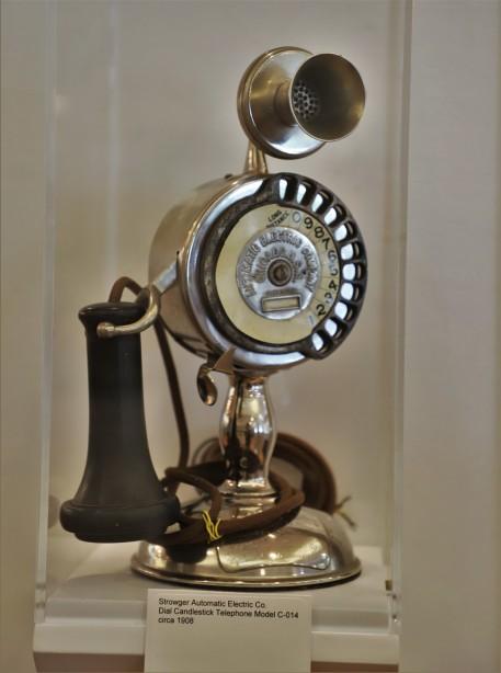 2019 08 01 212 Warner NH New Hampshire Telephone Museum