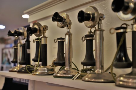 2019 08 01 223 Warner NH New Hampshire Telephone Museum