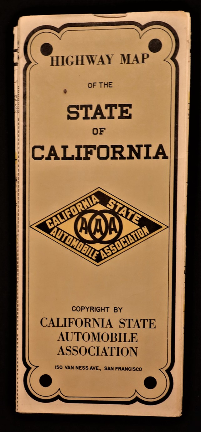 Auto Club California State Auto Association California 1940.jpg