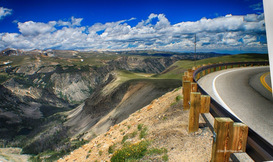 Beartooth Highway, Montana, Part 2 - Roc Doc Travel