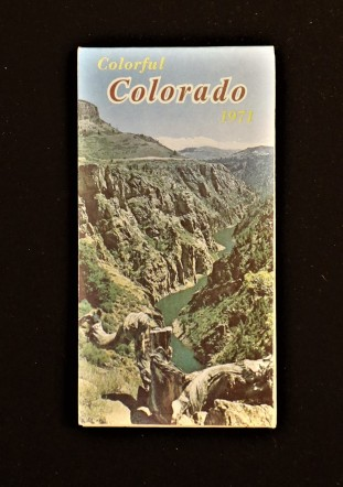 Government State Colorado 1971