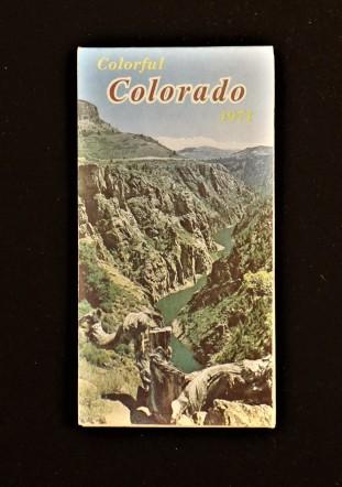Government State Colorado 1971