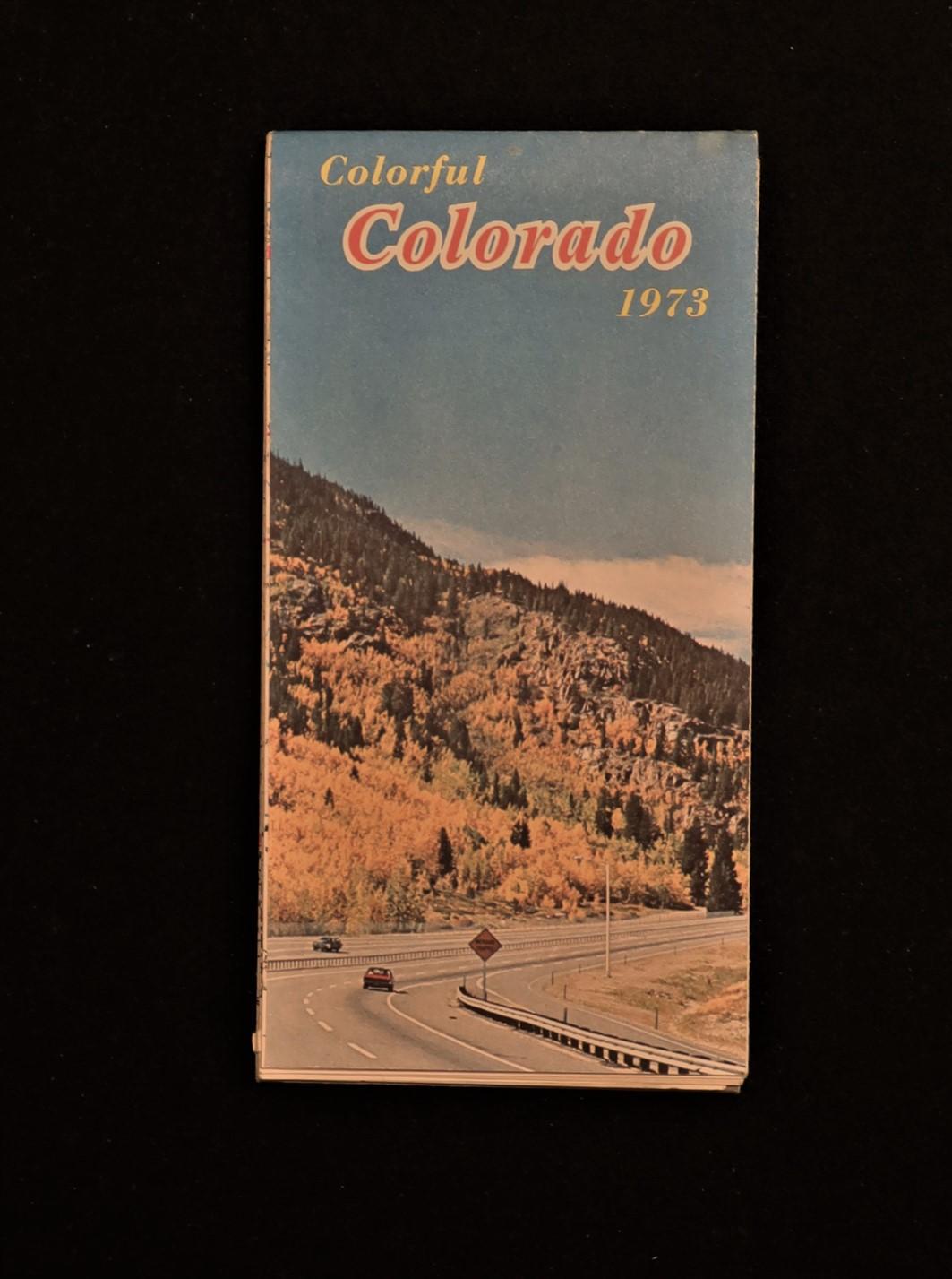 Government State Colorado 1973