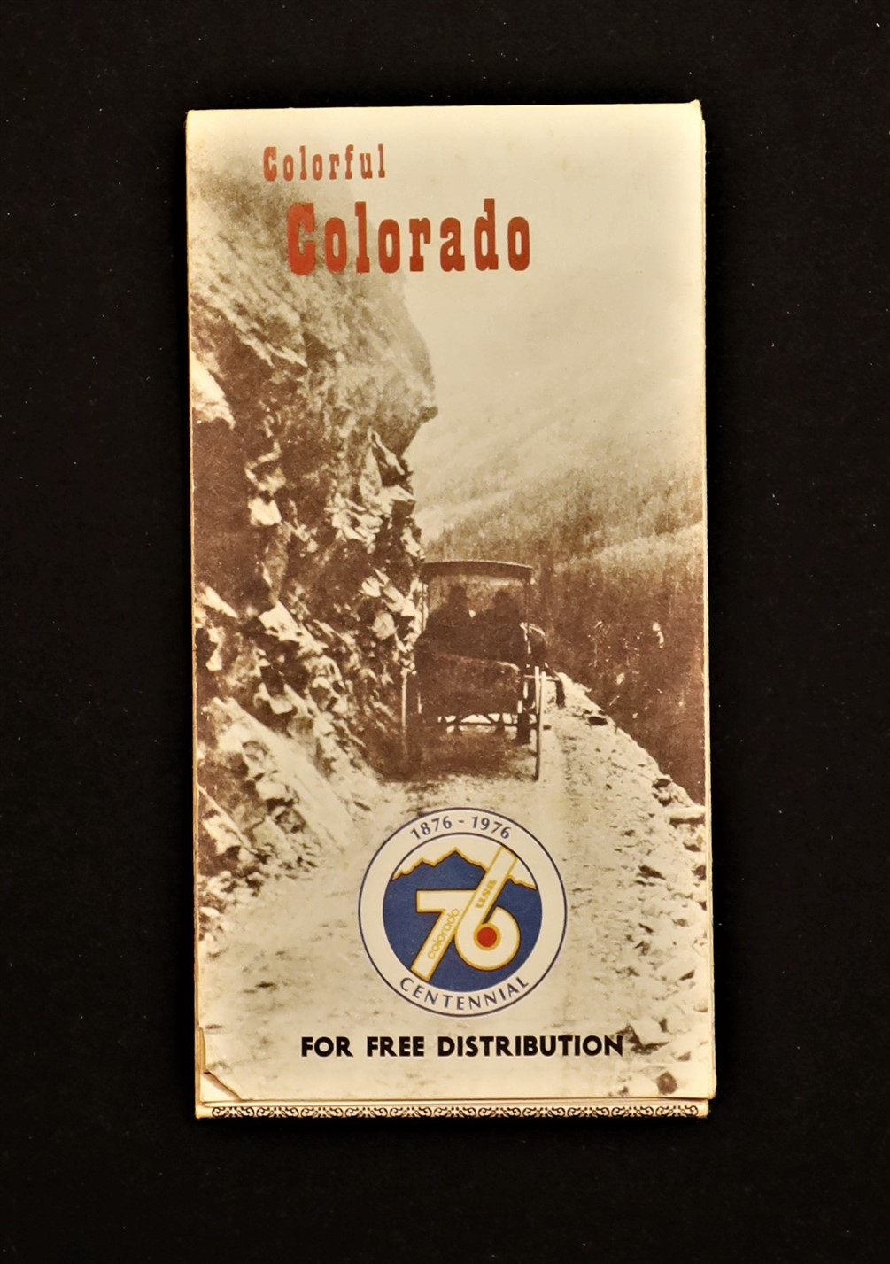 Government State Colorado 1976