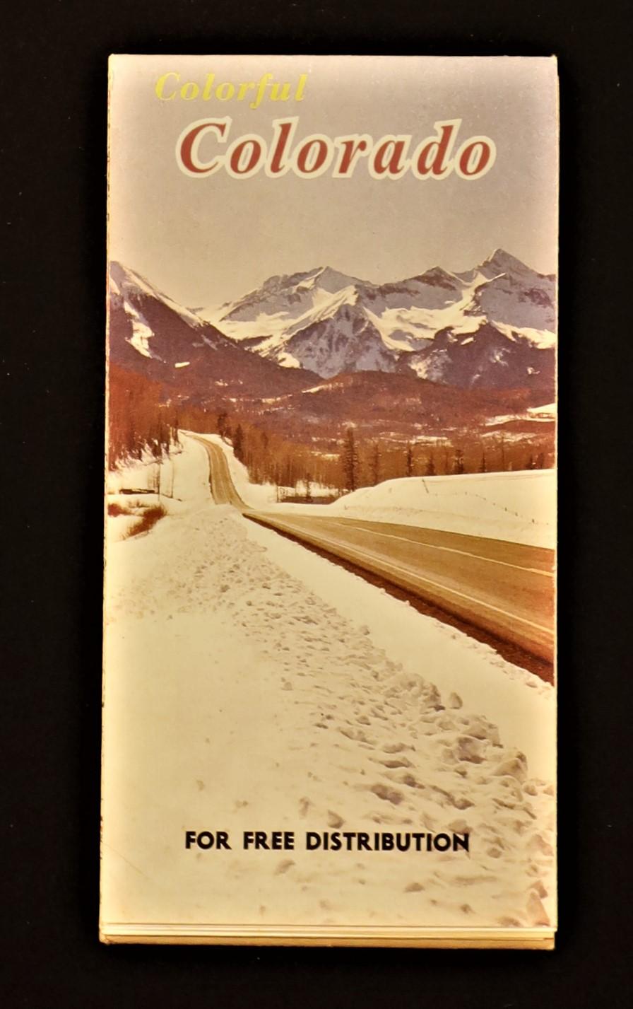 Government State Colorado 1979
