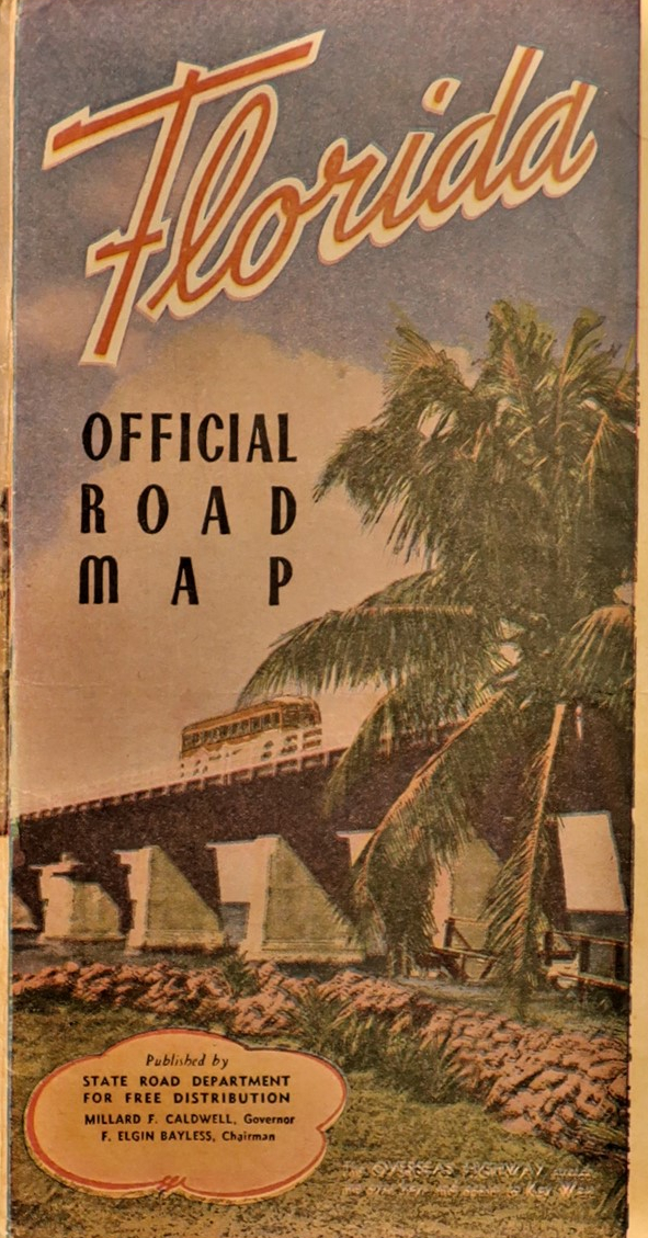 Government State Florida 1948
