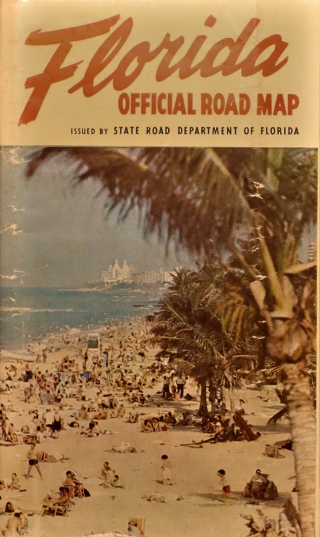 Government State Florida 1954