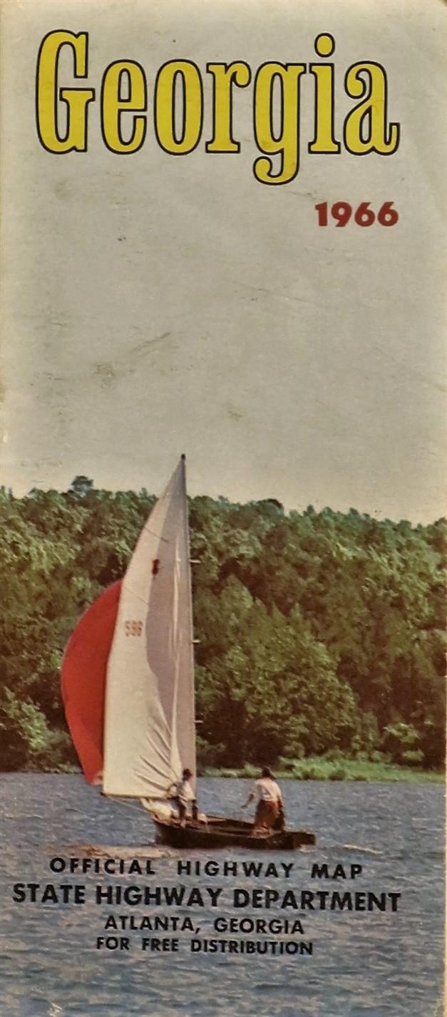 Government State Georgia 1966