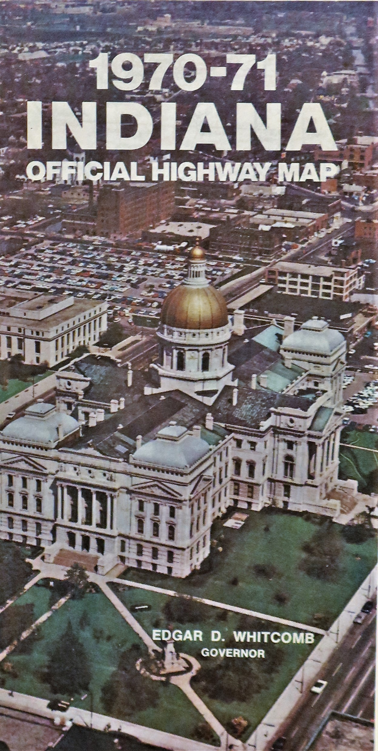 Government State Indiana 1970 2
