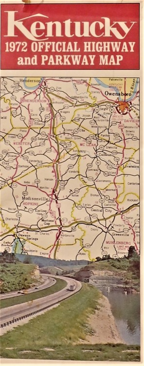 Government State Kentucky 1972