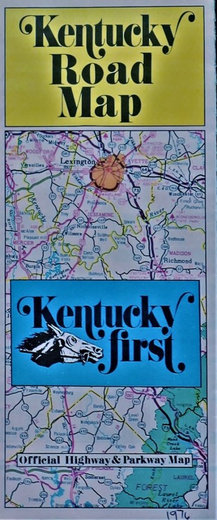Government State Kentucky 1976