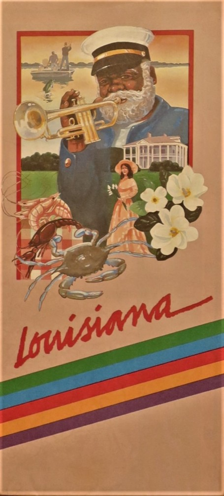 Government State Louisiana 1986