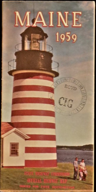 Government State Maine 1959