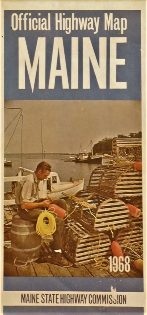Government State Maine 1968