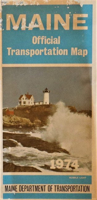 Government State Maine 1974