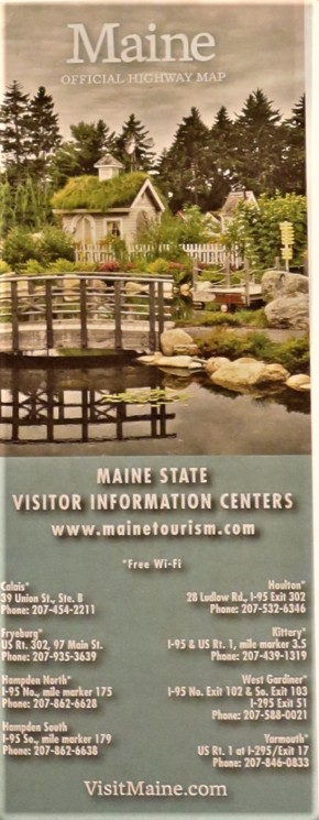 Government State Maine 2014