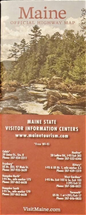 Government State Maine 2015